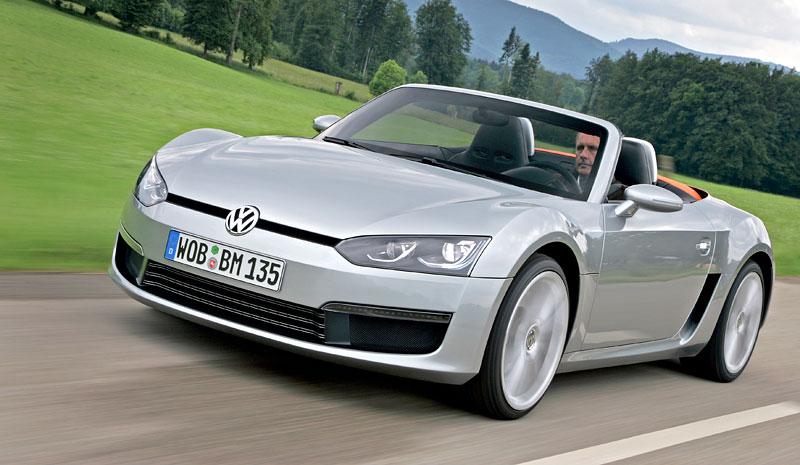 VW s motorem uprostřed? Vývoj jako na houpačce: - fotka 13