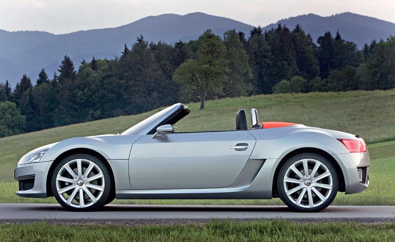 Volkswagen BlueSport dostal zelenou!: - fotka 14