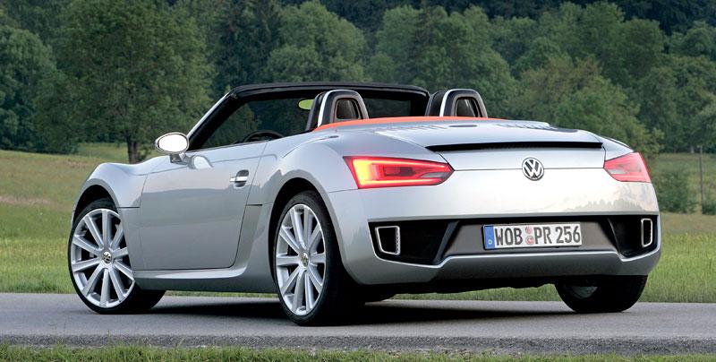 VW s motorem uprostřed? Vývoj jako na houpačce: - fotka 16