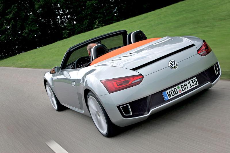 Volkswagen BlueSport dostal zelenou!: - fotka 19