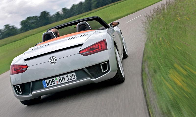 VW s motorem uprostřed? Vývoj jako na houpačce: - fotka 20