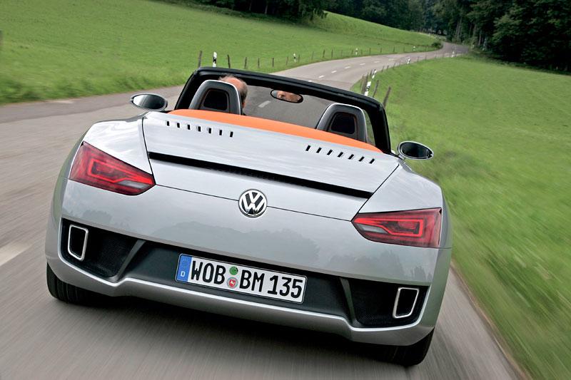 VW s motorem uprostřed? Vývoj jako na houpačce: - fotka 21