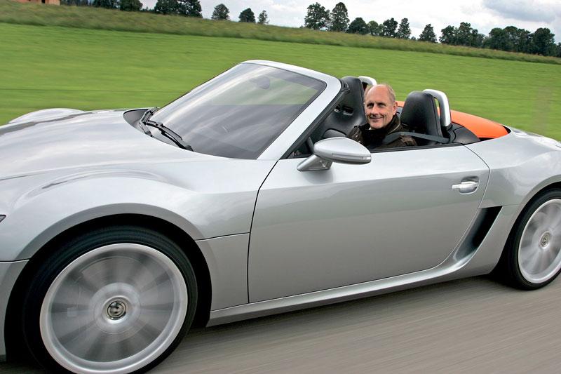VW s motorem uprostřed? Vývoj jako na houpačce: - fotka 26