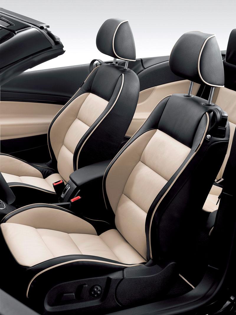 Volkswagen Eos Exclusive Edition: luxus podle Wolfsburgu: - fotka 1