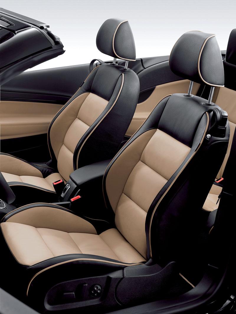 Volkswagen Eos Exclusive Edition: luxus podle Wolfsburgu: - fotka 2