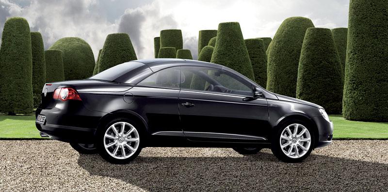 Volkswagen Eos Exclusive Edition: luxus podle Wolfsburgu: - fotka 4