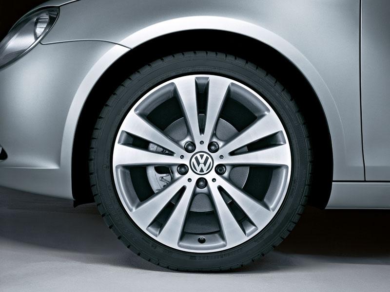 Volkswagen Eos Exclusive Edition: luxus podle Wolfsburgu: - fotka 5