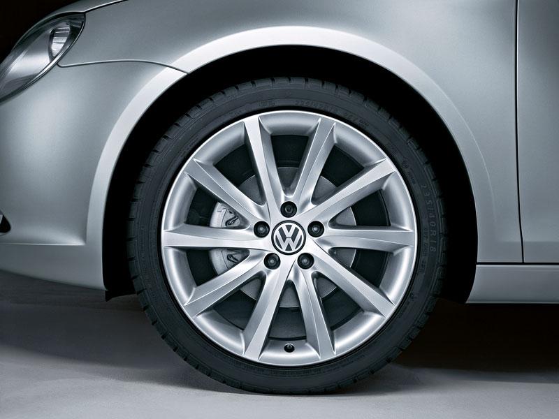 Volkswagen Eos Exclusive Edition: luxus podle Wolfsburgu: - fotka 6