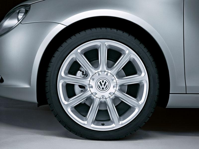 Volkswagen Eos Exclusive Edition: luxus podle Wolfsburgu: - fotka 7