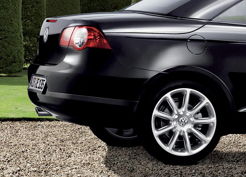 Volkswagen Eos Exclusive Edition: luxus podle Wolfsburgu: - fotka 9