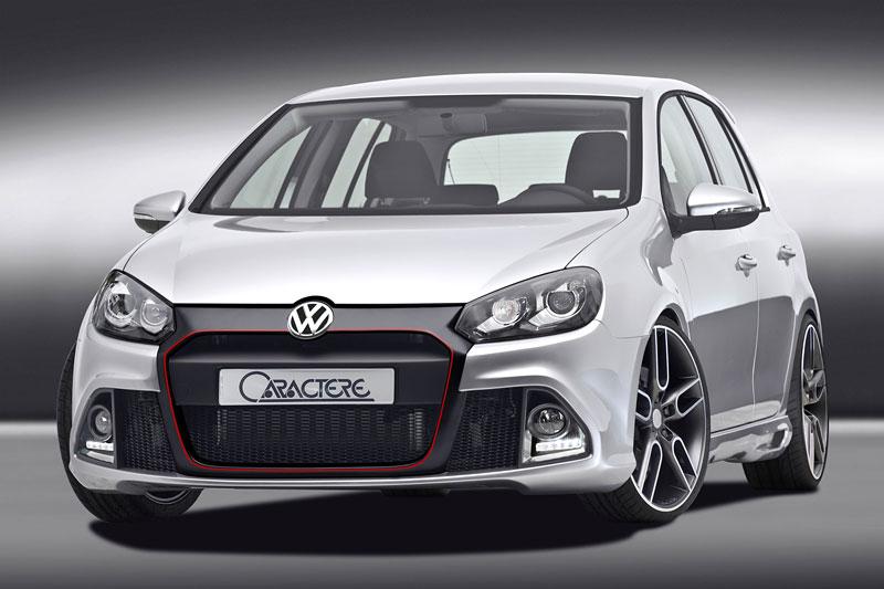 VW Golf GTI/GTD by Caractere: - fotka 1