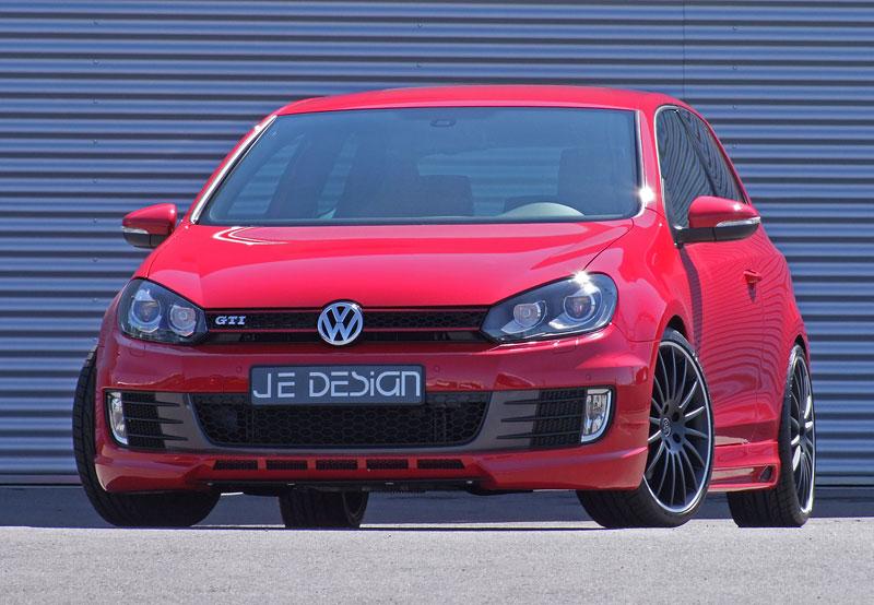 Volkswagen Golf GTI R: design i výkon od JE Design: - fotka 1