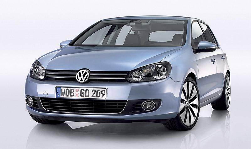 Volkswagen Golf bude mít dvě sportovní verze: - fotka 4
