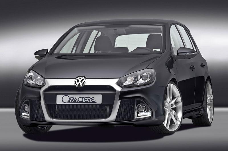 VW Golf GTI/GTD by Caractere: - fotka 2