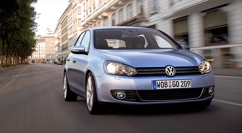 Volkswagen Golf bude mít dvě sportovní verze: - fotka 5