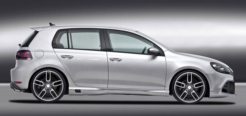 VW Golf GTI/GTD by Caractere: - fotka 3