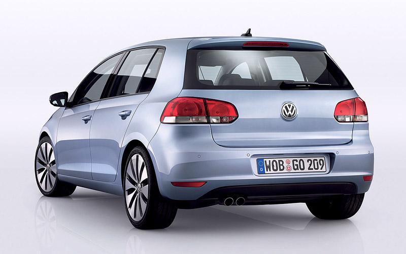 Volkswagen Golf bude mít dvě sportovní verze: - fotka 7