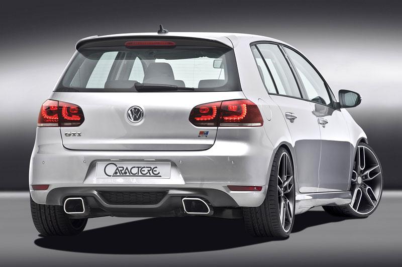 VW Golf GTI/GTD by Caractere: - fotka 5