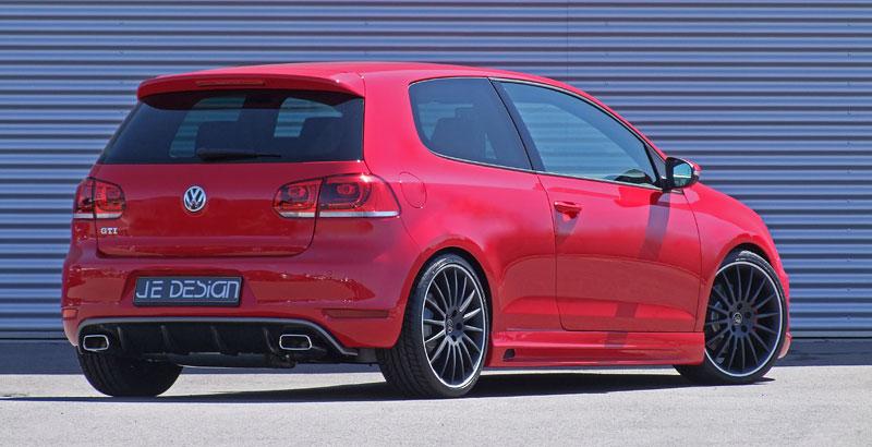 Volkswagen Golf GTI R: design i výkon od JE Design: - fotka 4