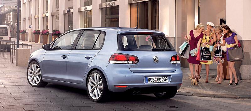 Volkswagen Golf bude mít dvě sportovní verze: - fotka 8