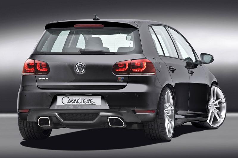 VW Golf GTI/GTD by Caractere: - fotka 6