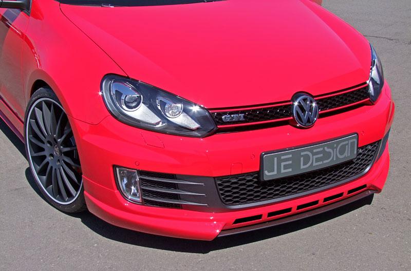 Volkswagen Golf GTI R: design i výkon od JE Design: - fotka 6