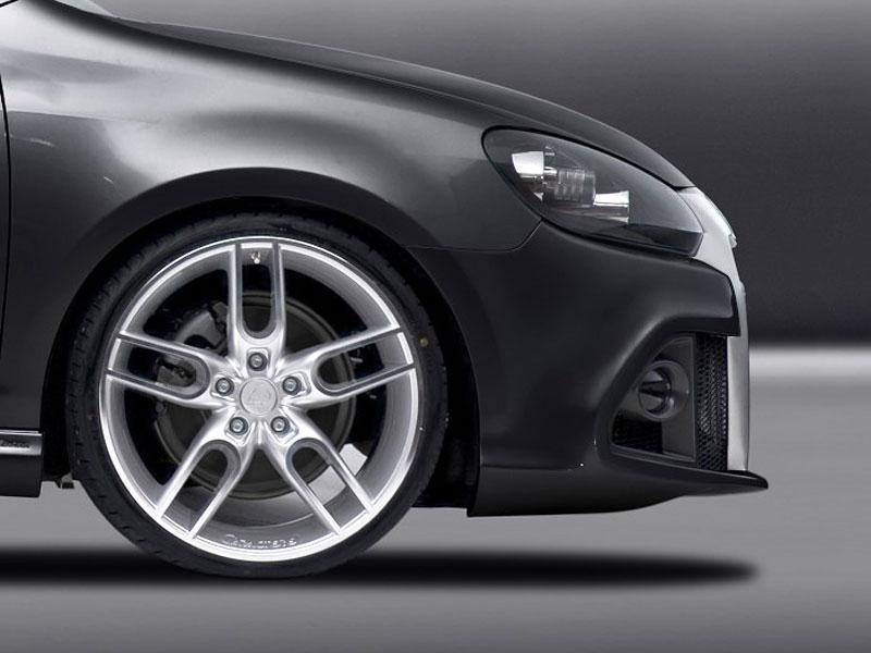 VW Golf GTI/GTD by Caractere: - fotka 9