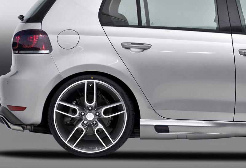 VW Golf GTI/GTD by Caractere: - fotka 10