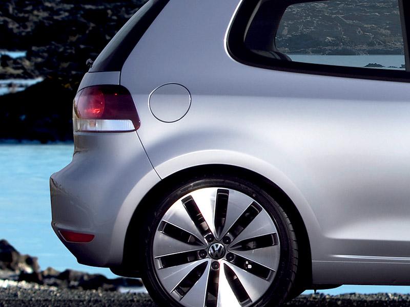 Volkswagen Golf bude mít dvě sportovní verze: - fotka 13