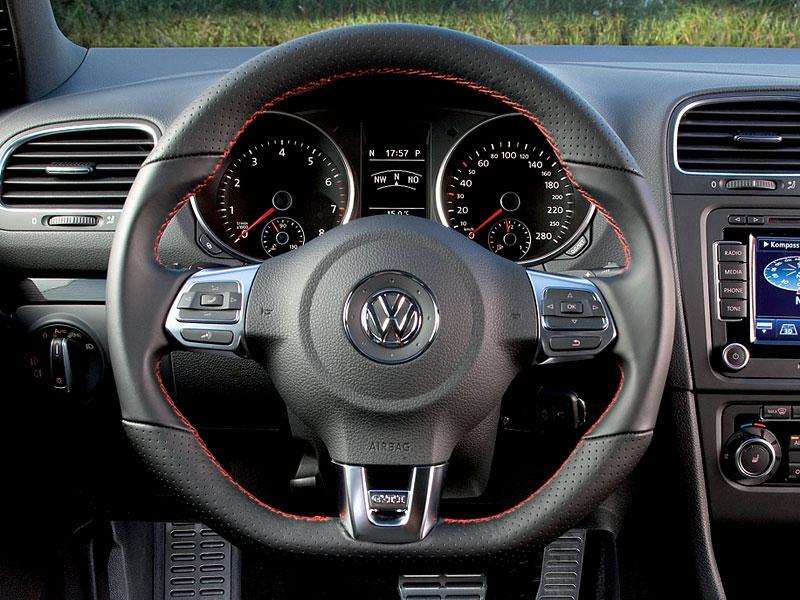 Volkswagen Golf GTI: APS nabízí 250 koní: - fotka 1