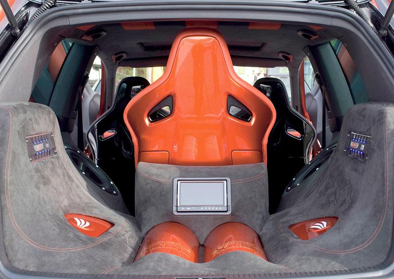 VW Golf GTI Performance Study na Wörthersee 2008: - fotka 2