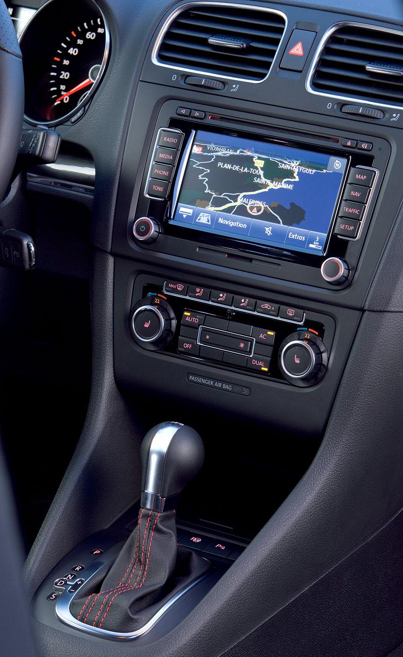 Volkswagen Golf GTI: APS nabízí 250 koní: - fotka 3