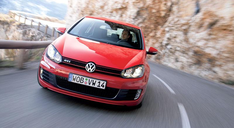Volkswagen Golf GTI: APS nabízí 250 koní: - fotka 5