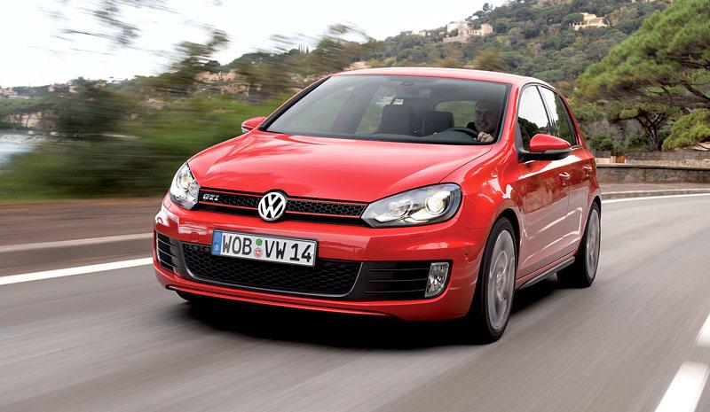 Volkswagen Golf GTI: APS nabízí 250 koní: - fotka 6