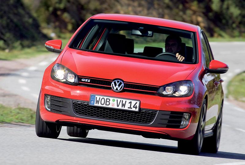 Volkswagen Golf GTI: APS nabízí 250 koní: - fotka 7