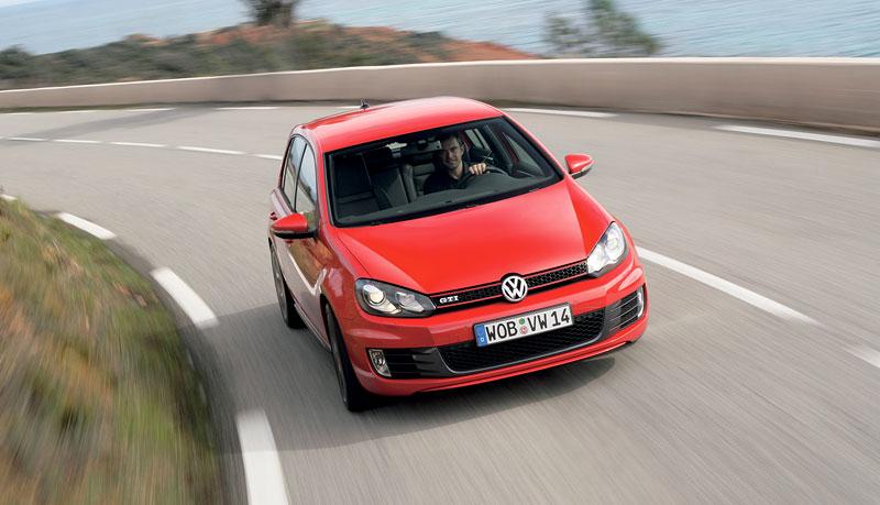 Volkswagen Golf GTI: APS nabízí 250 koní: - fotka 8