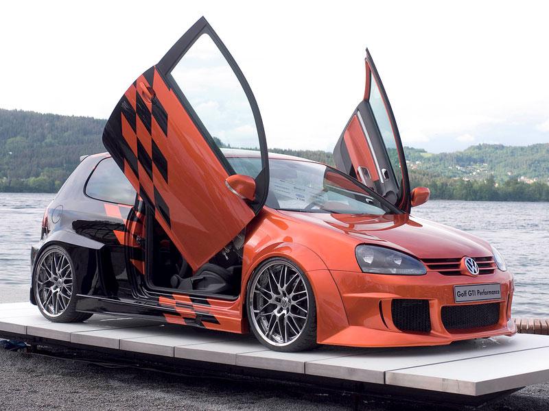 VW Golf GTI Performance Study na Wörthersee 2008: - fotka 5