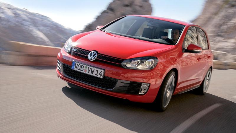 Volkswagen Golf GTI: APS nabízí 250 koní: - fotka 10