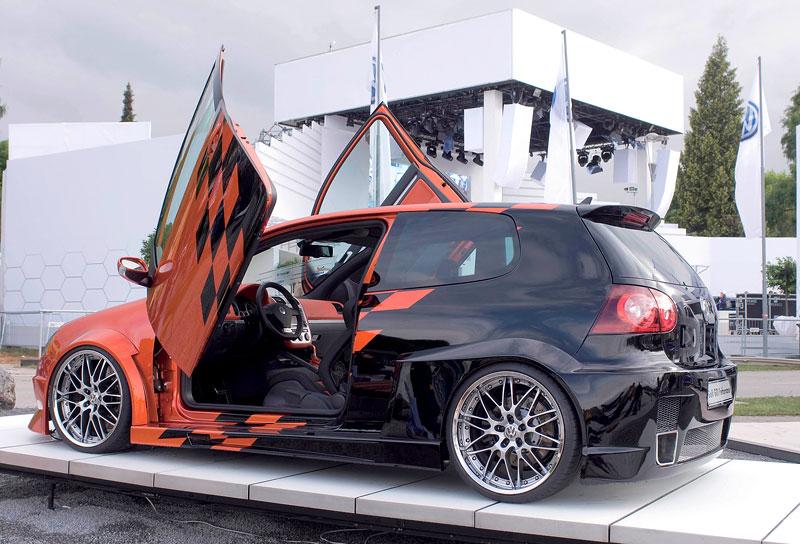 VW Golf GTI Performance Study na Wörthersee 2008: - fotka 6