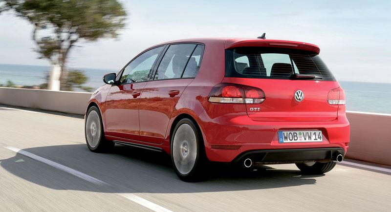 Volkswagen Golf GTI: APS nabízí 250 koní: - fotka 13