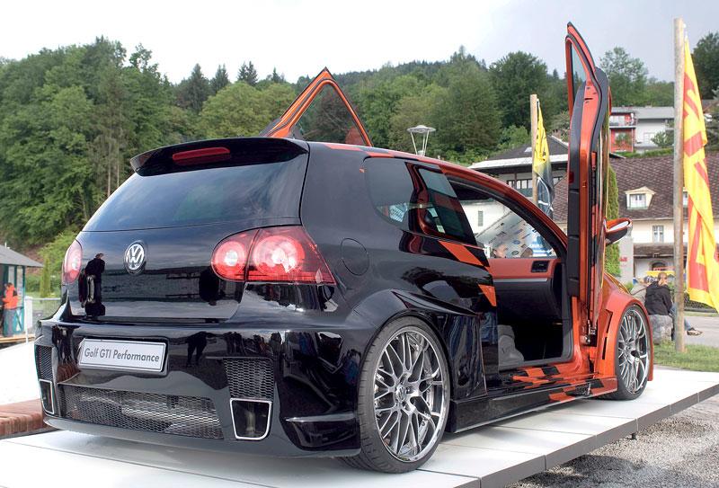 VW Golf GTI Performance Study na Wörthersee 2008: - fotka 7
