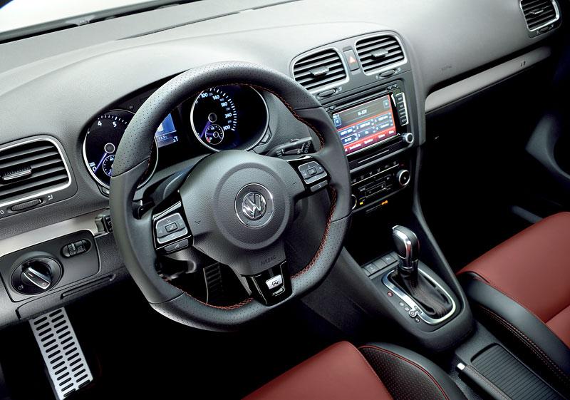 Ženeva 2011: Volkswagen Golf R - čtyři  nové verze: - fotka 1