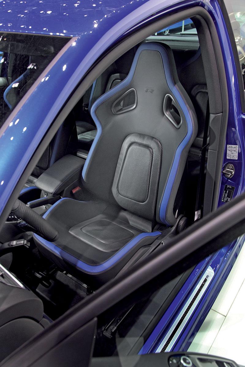 Ženeva 2011: Volkswagen Golf R - čtyři  nové verze: - fotka 5