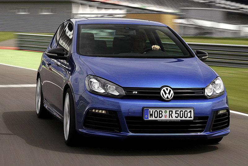 Volkswagen Golf R - nová fotogalerie: - fotka 8