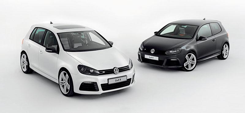 Ženeva 2011: Volkswagen Golf R - čtyři  nové verze: - fotka 7