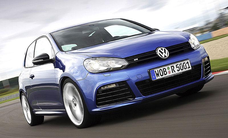 Volkswagen Golf R - nová fotogalerie: - fotka 14