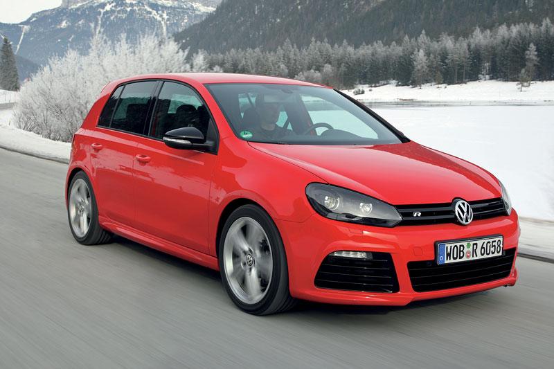 Volkswagen Golf R - nová fotogalerie: - fotka 21
