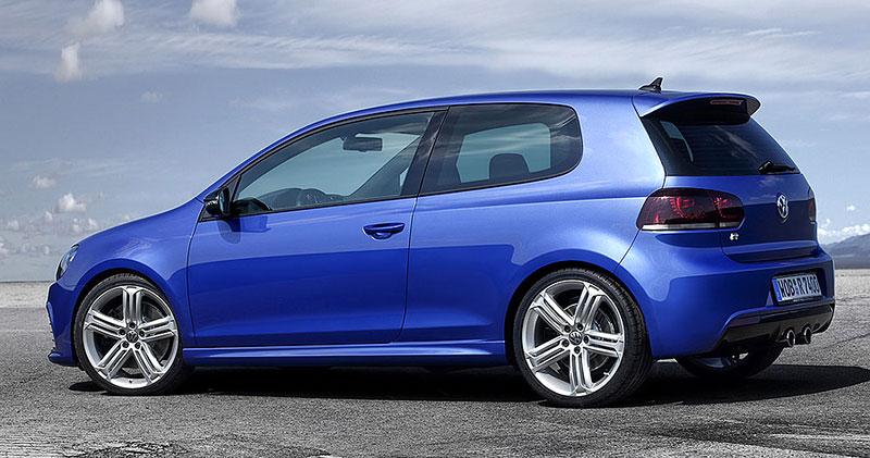 Volkswagen Golf R - nová fotogalerie: - fotka 25