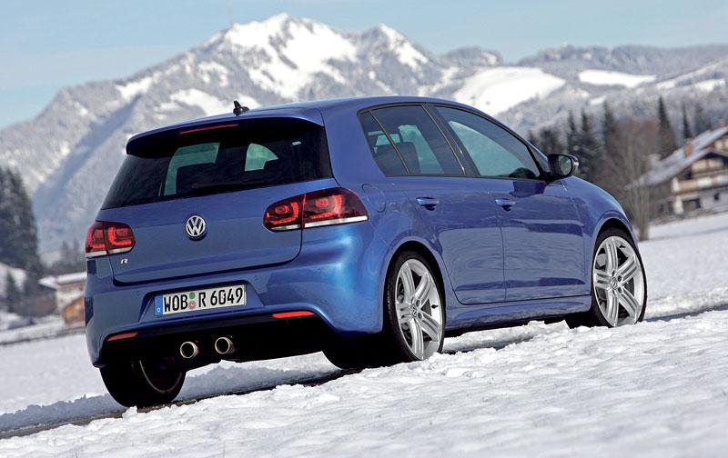 Volkswagen zakládá vlastní sportovní divizi: R: - fotka 22