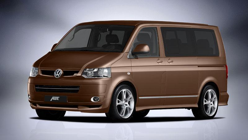 Volkswagen Multivan T5: vzhled sportovce od ABT Sportsline: - fotka 1